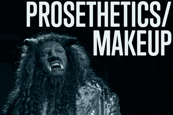 Prosthetics or Makeup